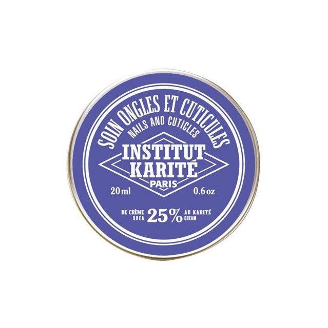 INSTITUT KARITE インスティテュート カリテ 25%Nails&Cuticles Cream(ネイルクリーム)20ml