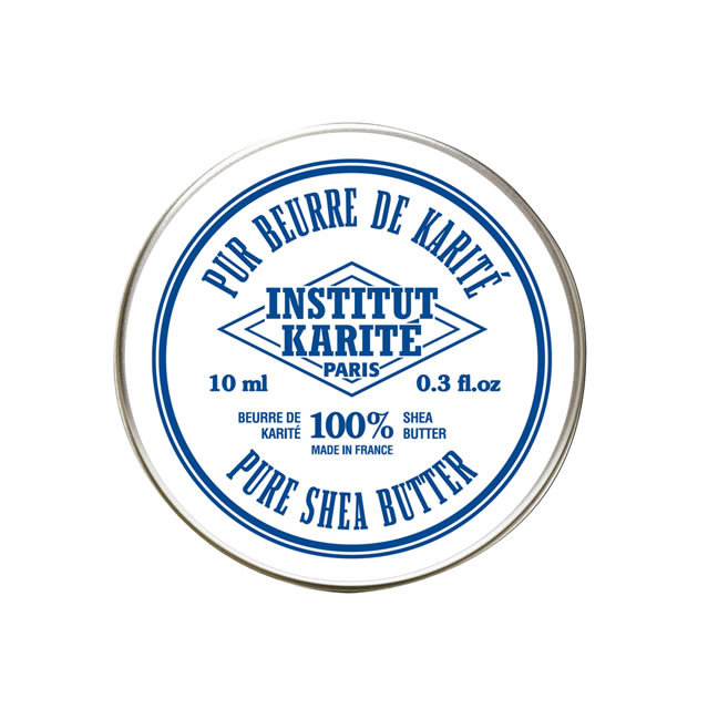 INSTITUT KARITE インスティテュート カリテ 100%Pure Shea Butter(ノーフレグランス) 10ml