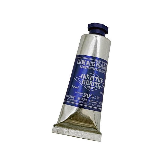 INSTITUT KARITE インスティテュート カリテ 20%Shea Travel Series Nourishing Hand Cream(ハンドクリーム)30ml