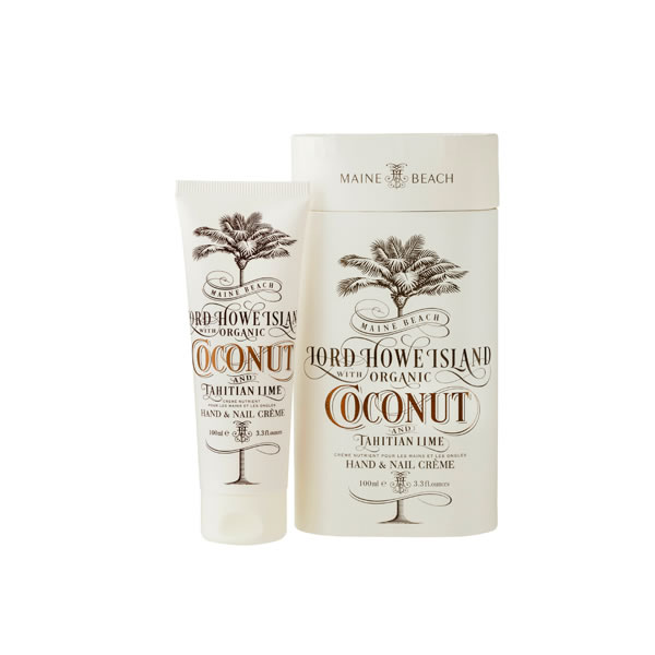MAINE BEACH マインビーチ Hand&Nail Cream/ハンド&ネイルクリーム
