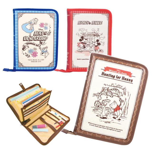 ディズニー 母子手帳ケース キティ(サンリオ)スヌーピー 2人分 二人用(お薬手帳 ケース/母子手帳 ケース/通帳ケース/マルチケース)出産祝いやベビー ギフト・プチギフト【Disneyzone】