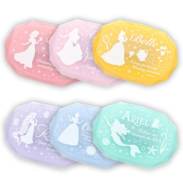 出産祝い プチギフトに ディズニー プリンセスの魔法のふた 3個セット(おしりふき 除菌シート ウエットティッシュ ふた)※ビタット (Bitatto) ではありません【Disneyzone】おしりふきケースやウェットティッシュ ケースにサヨナラ