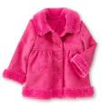 【メール便不可】CRAZY8 クレイジー8ピンクファーシャーリングコート【選べる子供服福袋対象商品A】(crazy049)