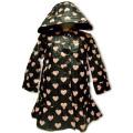 【宅配便配送】baby GAP(ベビーギャップ)ピンク ハート レインコート 【福袋対象商品A】