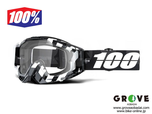 100% [ Racecraft レースクラフト Goggle ゴーグル ] Alta 【GROVE青葉台】