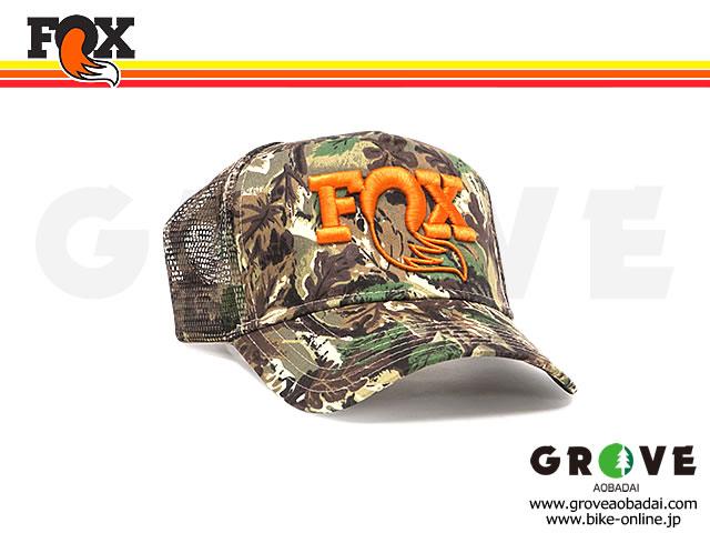 FOX RACING SHOX [ Camo Tracker ] 【GROVE青葉台】
