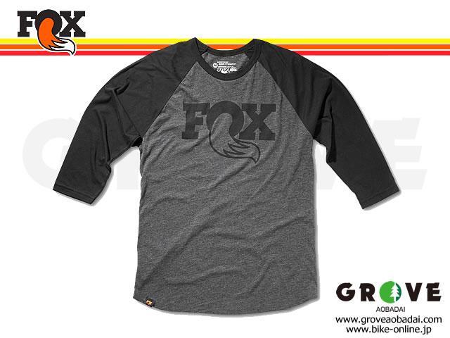 FOX RACING SHOX [ Raglan Tee ] 【GROVE青葉台】