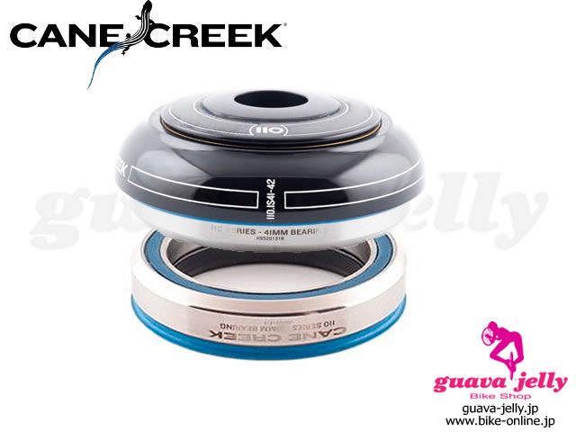 CANE CREEK ケーンクリーク [ 110 IS42 Short Cover Top & 52 Bottom ] ヘッドセット / 1-1/8 ・1.5T 【GROVE青葉台】