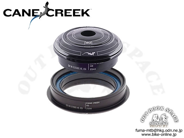 CANE CREEK ケーンクリーク [ 110 ZS44 Short / ZS56/40 上下セット ] 1.5Tテーパードコラム用 ヘッドセット 【GROVE青葉台】
