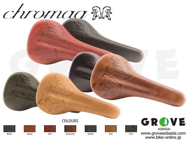 "CHROMAG [ SADDLE TRAILMASTER LTD ] ""New"" 7 Color 限定レザー 【GROVE青葉台】"