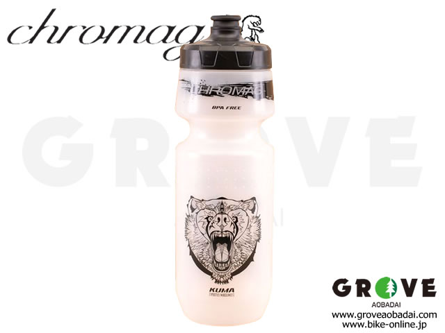 CHROMAG クロマグ [ Water Bottle Kuma Big ] ウォーターボトル 【GROVE青葉台】