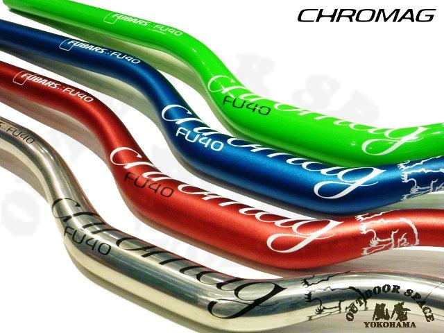CHROMAG [ FUBARS FU40 ] 40mmライズ 【風魔横浜】