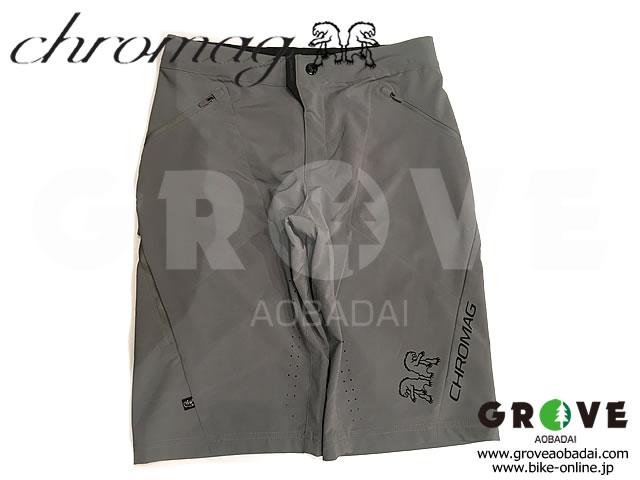 Chromag クロマグ [ AMBIT All Mountain Short ショーツ ] 30インチ / Grey 【GROVE青葉台】 ※在庫限定特価