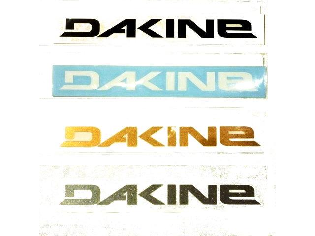 DAKINE ダカイン [ LOGO STICKER ] ロゴステッカー 15x150mm 【GROVE青葉台】