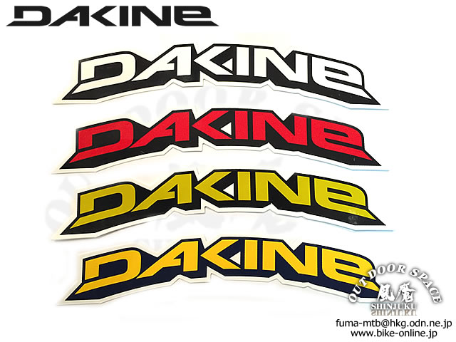 DAKINE ダカイン [ Logo Decal ] ステッカー 【GROVE青葉台】