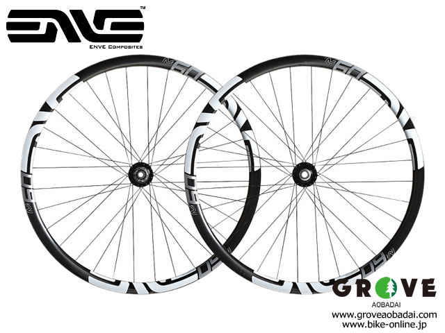 "ENVE [ M 60 FORTY HV Carbon 27.5"" Wheel Set ] Chris Kingハブ / Shimanoフリー仕様 【GROVE青葉台】 【送料無料】 ※ 数量限定"