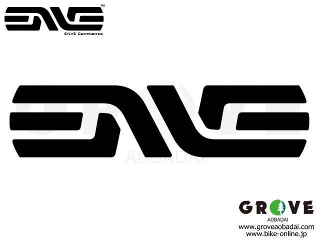 ENVE エンビー [ Logo Decal ] ステッカー 【GROVE青葉台】