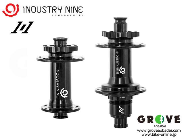 Industry Nine [ 101 CLASSIC BOOST 6B  Hub Set ] SRAM XD 【GROVE青葉台】