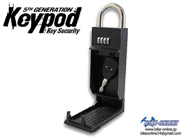 Keypod 5th Generation キーポッド [ Key Security ] キーケース 【GROVE青葉台】 ★在庫限定特価