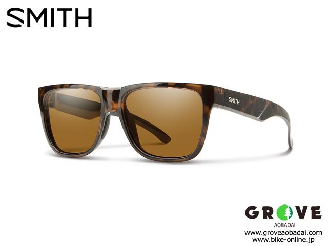 SMITH スミス [ Lowdown 2 Tortoise ] Polar Brown 【GROVE青葉台】 ※メーカーお取り寄せ