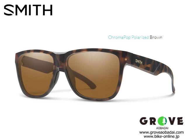 SMITH スミス [ Lowdown XL2 Matte Havana ] ChromaPop Polarized Brown 【GROVE青葉台】 ※メーカーお取り寄せ