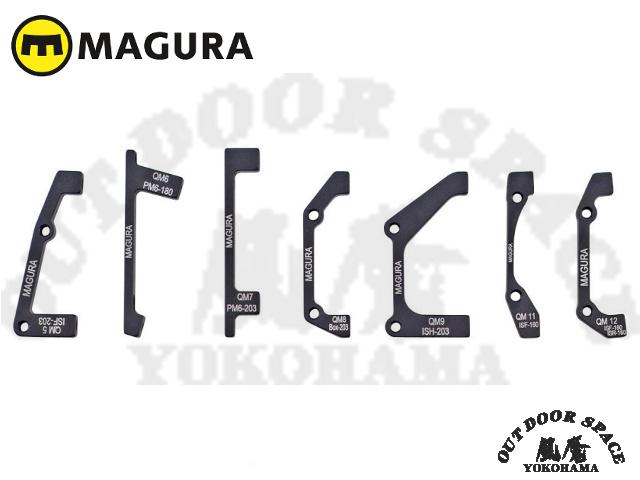 "140mm Magura QM28 Adaptor for 180mm Rotor on 5/"" Post Mounts"