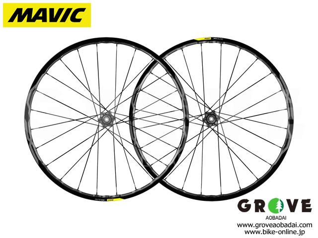 "MAVIC マビック [ XA Elirte 27,5"" Boost ] Trail MTB Wheel F&R Set / Shimano & SRAM 対応 【GROVE青葉台】 ※在庫限定!! 現金特価 ※ 送料無料"