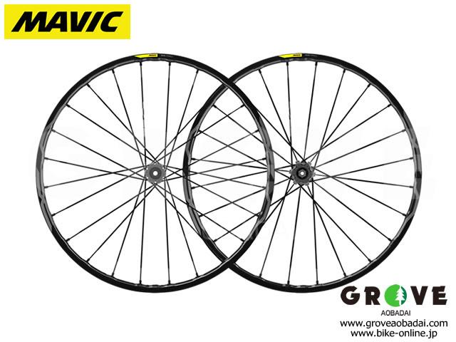 "MAVIC マビック [ XA PRO 27,5"" Boost ] Trail MTB Wheel F&R Set / Shimano対応 【GROVE青葉台】 ※在庫限定!! 現金特価 ※ 送料無料"