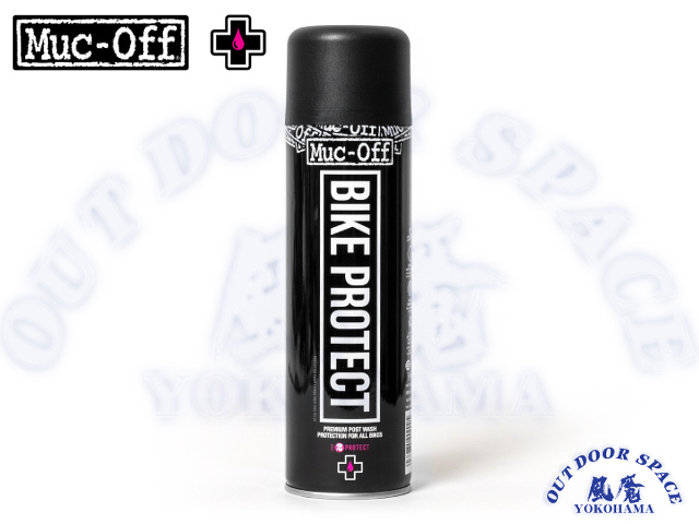 Muc-Off [ BIKE PROTECT ] 保護スプレー 500ml 【風魔横浜】