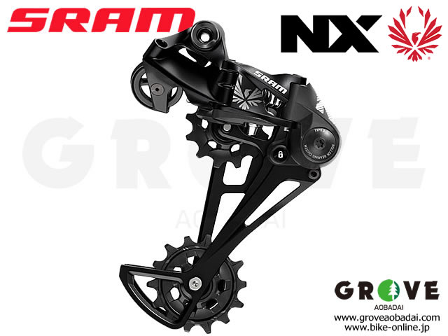 SRAM スラム [ NX Eagle イーグル Rear Derailleur ] 12 Speed 【GROVE青葉台】