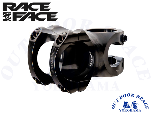 Race Face レースフェイス [TURBINE R 35 Stem  ] ステム 【風魔横浜】