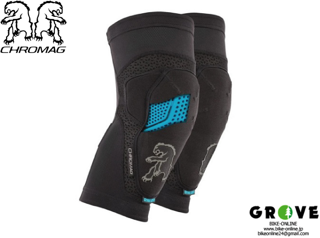 CHROMAG クロマグ [ RIFT リフト ] Knee Guard ニーガード 【GROVE青葉台】