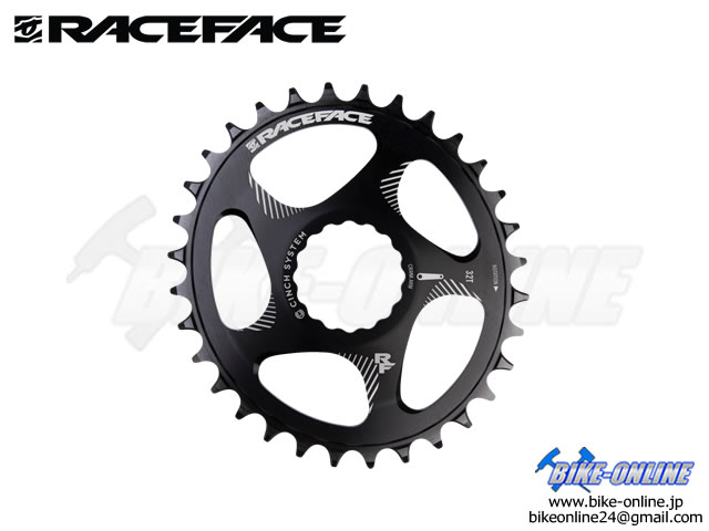 RACE FACE レースフェイス  [ DM OVAL CINCH Chainring チェーンリング ] 【風魔横浜】