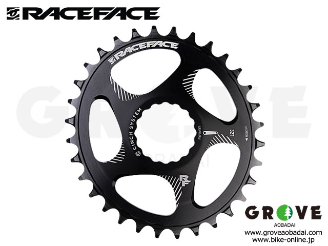 RACE FACE レースフェイス  [ DM OVAL CINCH Chainring チェーンリング ] 【GROVE青葉台】