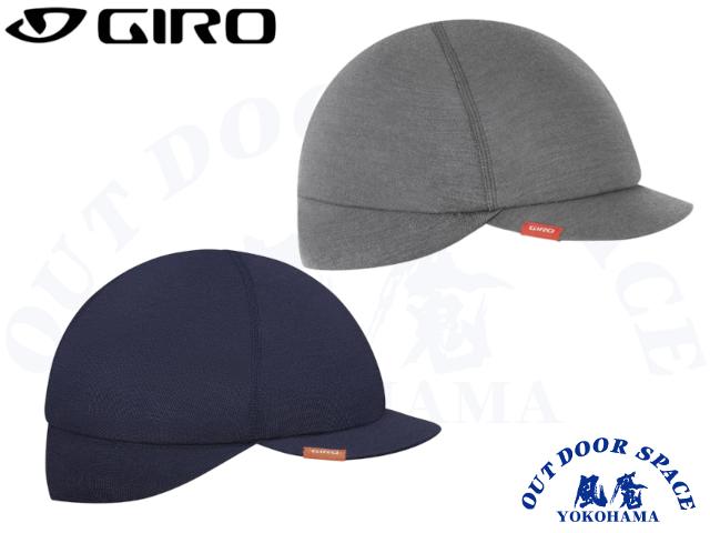 GIRO ジロ [ SEASONAL MERINO WOOL CAP ] 【 風魔横浜 】