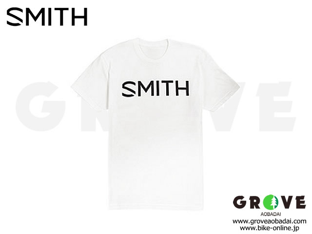 SMITH [ ESSENTIAL T-Shirt ] White / Mサイズ 【GROVE青葉台】