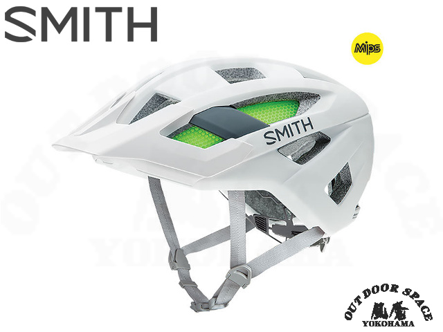SMITH スミス [ Rover Helmet - MIPS ] Matte White 【風魔横浜】