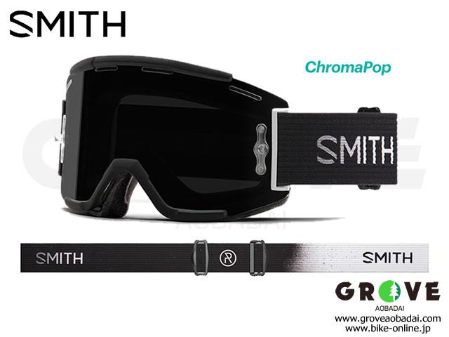 SMITH [ Squad MTB Goggle ] Brandon Semenuk  AC - ChromaPop Sun Black 【GROVE青葉台】