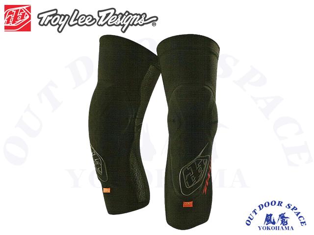 Troy Lee Designs トロイリーデザインズ [ STAGE Knee Guards ニー ガード ] プロテクター 【風魔横浜】