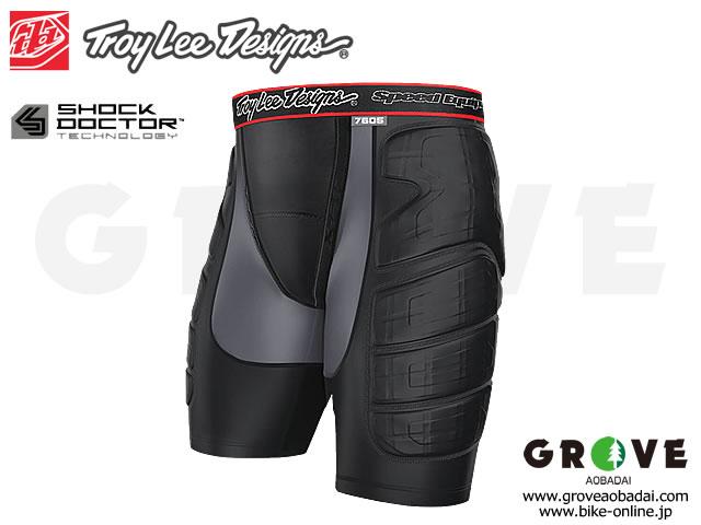 Troy Lee Designs トロイリーデザインズ [ 7605 Shorts ショーツ Guards ] ボディー ガード 【GROVE青葉台】
