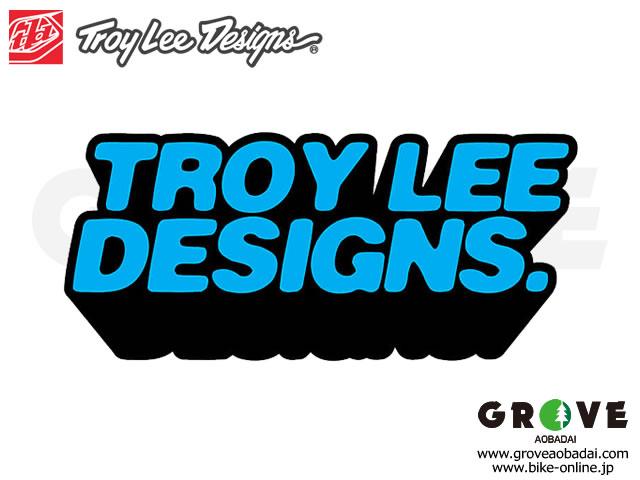 Troy Lee Designs トロイリーデザインズ [ MASSIVE COME UP ] ステッカー 【GROVE青葉台】