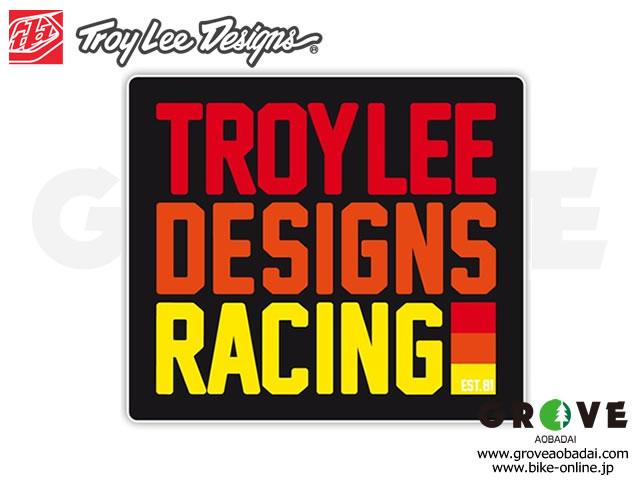 Troy Lee Designs トロイリーデザインズ [ PRE-MIX 86 ] ステッカー 【GROVE青葉台】