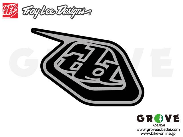 Troy Lee Designs トロイリーデザインズ [ SHIELD LEFT ] 2.2×3inch ステッカー 【GROVE青葉台】