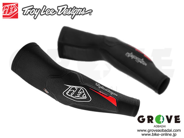 Troy Lee Designs トロイリーデザインズ [ Speed Elbow Sleeve Guards エルボー ガード ] D3O プロテクター 【GROVE青葉台】