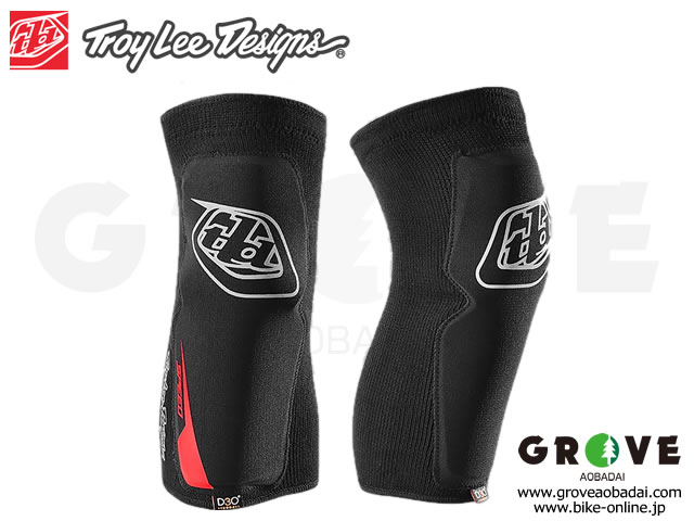 Troy Lee Designs トロイリーデザインズ [ Speed Knee Sleeve Guards ニー ガード ] D3O プロテクター 【GROVE青葉台】