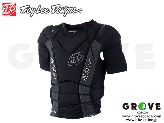 Troy Lee Designs トロイリーデザインズ [ UPS 7850 HW SS Shirt Guards ] ボディ プロテクター 【GROVE青葉台】