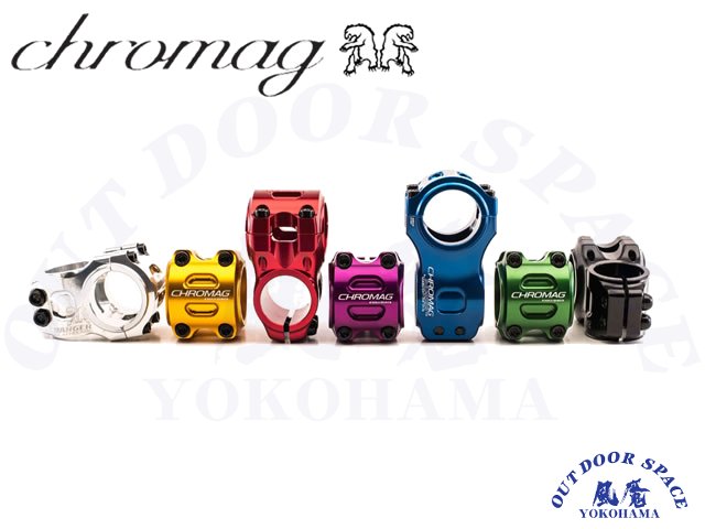 CHROMAG [ RANGER V2 STEM ] 各カラー 【風魔横浜】