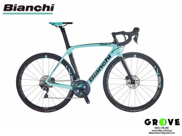 Bianchi ビアンキ [ 2021 Oltre XR3 Disc Ultegra ] チェレステカラー サイズ50【GROVE青葉台】