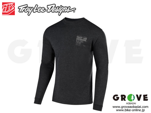 Troy Lee Designs トロイリーデザインズ [ FLOWLINE LS TECHNICAL TEE ] 2019 RACERS ONLY 【GROVE青葉台】
