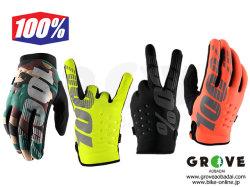 100% Goggle [ BRISKER Gloves ] 防寒グローブ Black/Yellow/Cal-Trans/Camo 【GROVE青葉台】